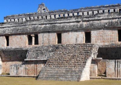 Kabah maja romvárosa