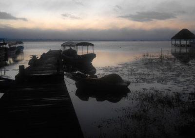 Lagune von Bacalar
