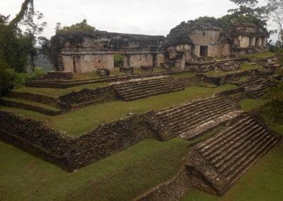 Die Ruinenstadt Palenque