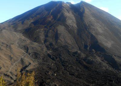 Der Pacaya Vulkan