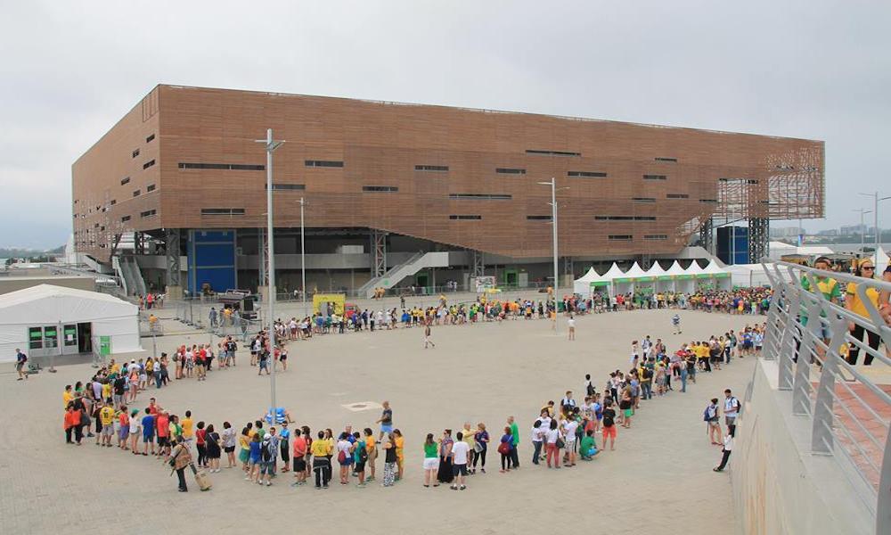 Ein langer Weg führte nach Rio zu den Olympischen Spielen - Rio de Janeiro, Brasilien