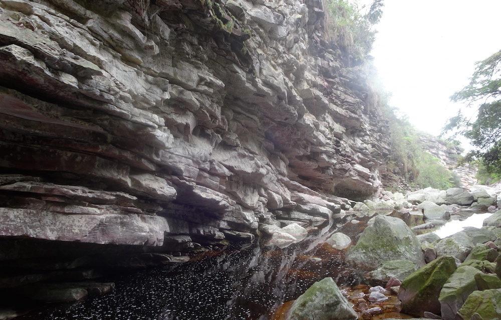 Kényszerpihenő a Chapada Diamantina nemzeti parkban