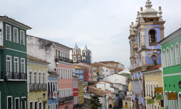 Salvador da Bahía, die Wiege der afro-brasilianischen Kultur