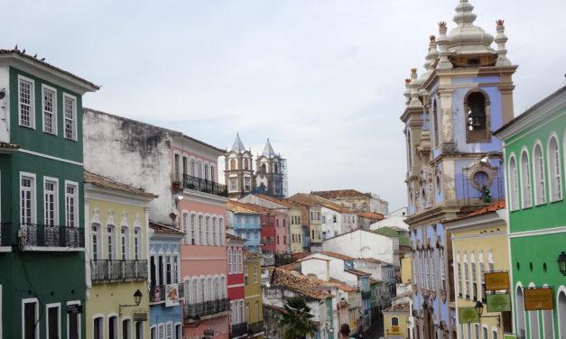Salvador da Bahía, az afro-brazil kultúra bölcsője
