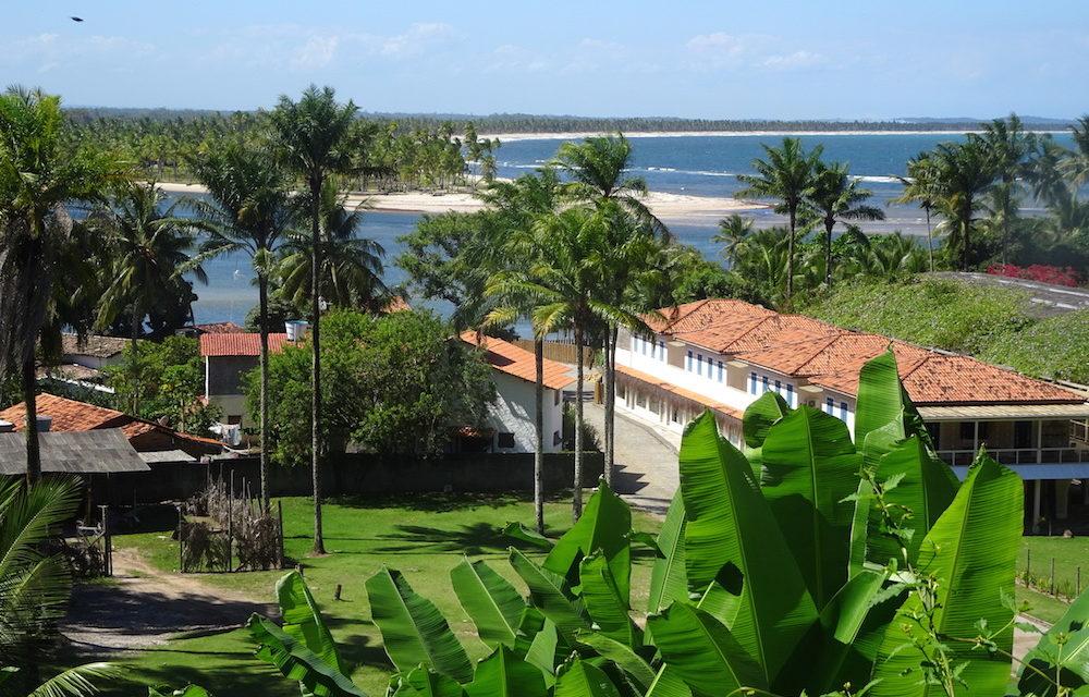 Ilha de Boipeba, a természet alkotta álomsziget