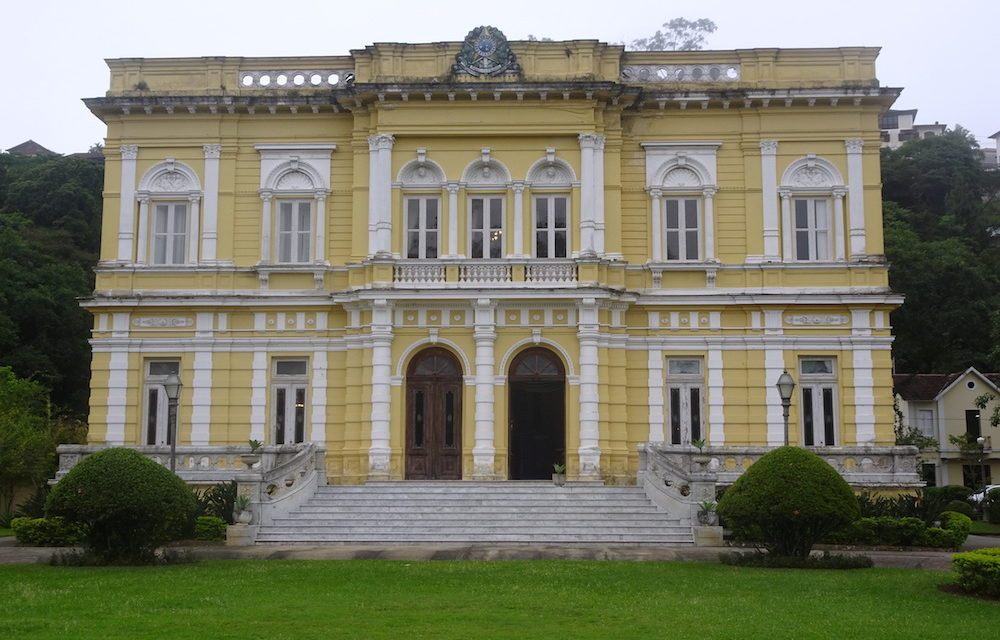 Petrópolis, az elbűvölő császári város