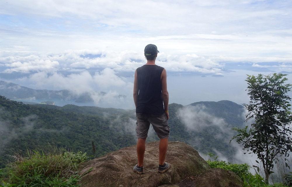 Ilha Grande, az autómentes lepra-, és börtönsziget