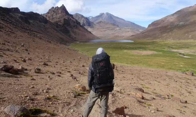 Lagunas de Altura – magaslati expedícó Bolívia és Chile határvonalán a Sajama Nemzeti Parkban