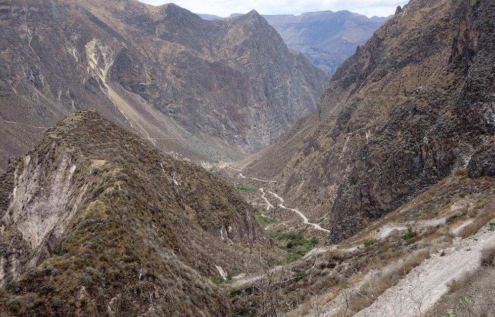 Cotahuasi: kalandozások a világ egyik legmélyebb szurdokvölgyében – 1. rész