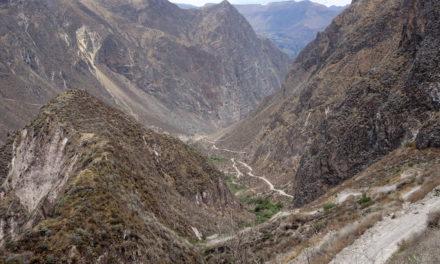 Cotahuasi: Abenteuerliche Wanderungen in einem der tiefsten Schluchtentäler der Welt – Teil 1
