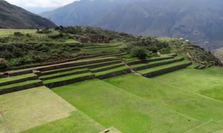 Pikillacta und Tipón, fabelhafte Meisterwerke früher präkolumbianischer Hochkuklturen