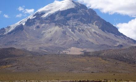 Totaler Kulturschock in Bolivien auf dem Weg zum Sajama Nationalpark