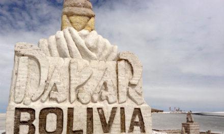 Anstatt einer Tour zur Salzwüste in Uyuni ernsthafte Streckenblockierungen und die Rallye Dakar auf unserem Programm
