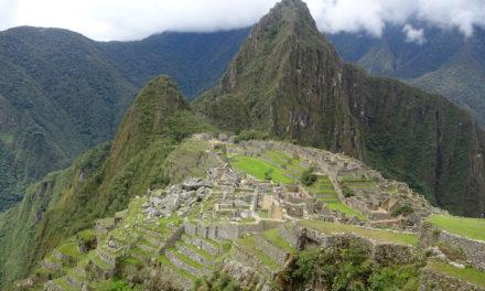 Machu Picchu, im Schatten des Massentourismus
