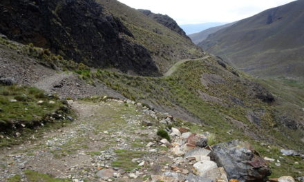 Bolivien's spektakulärste Wanderwege – der Takesi Inka-Trail
