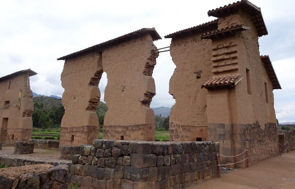 Raqchi és az ősi kultúra legnagyobb temploma