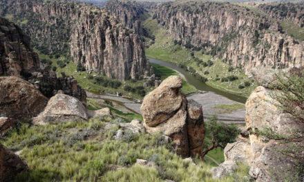 A Tres Cañones és az Espinar környéki romvárosok – 2. rész