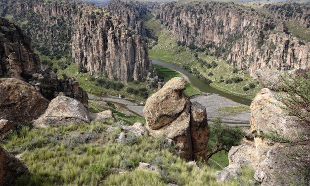 Tres Cañones und Espinar's uralte, mystische Ruinenstätten – Teil 2