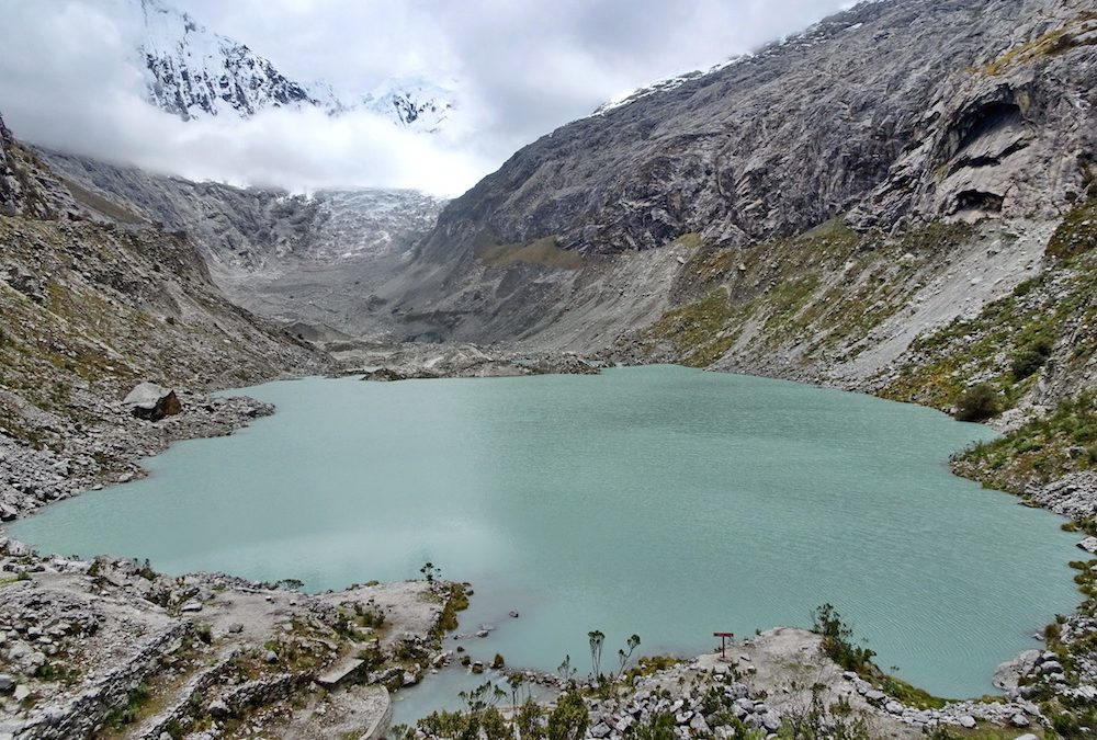 Magaslati túrák a Kordillerákon: Laguna Llaca