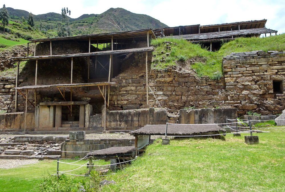 Chavín de Huántar, der Tempel der Menschenopfer