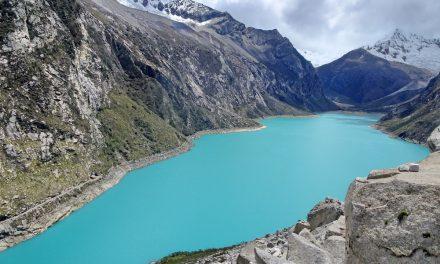 Magaslati túrák a Kordillerákon: Laguna Parón