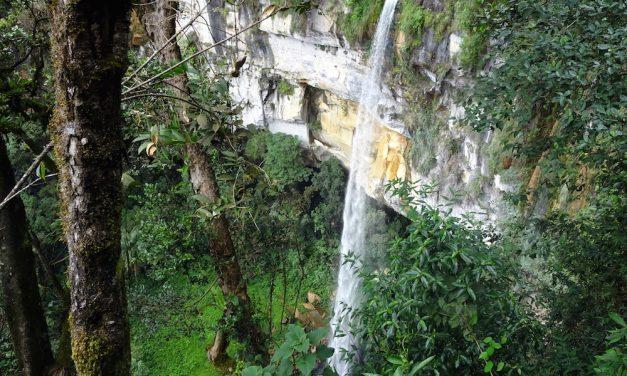Gocta és Yumbilla, elképesztő vízesések Peru legszebb tájain