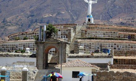 Yungay és a Campo Santo: egy szörnyű tragédia emlékhelye