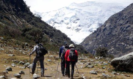 Höhenwanderungen in der höchsten tropischen Bergkette der Welt: Ishinca-Tal und Laguna Ishinca (Bildbericht)