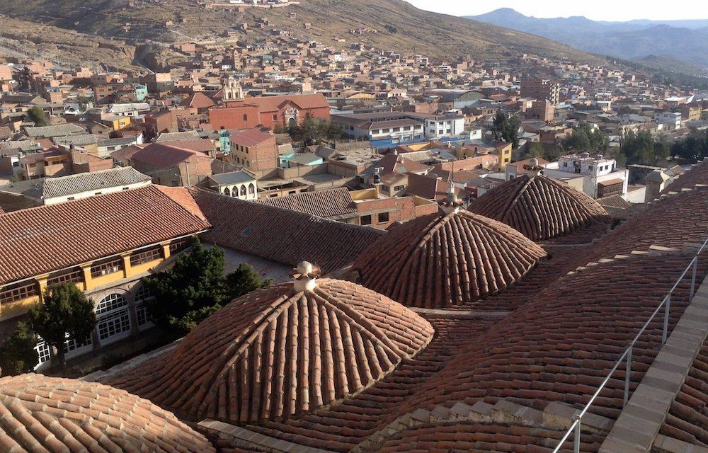 In der Silberstadt Potosí (Bildbericht)