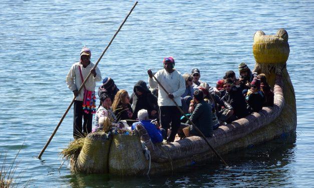 Der Titicaca-See: die Uros-Inseln und die Insel Taquile (Bildbericht)