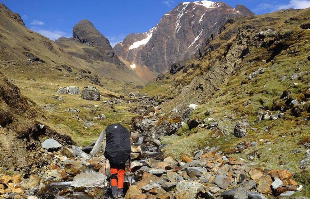Cordillera Apolobamba: Hochland-Traumtrekking in Bolivien