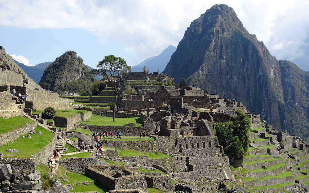 Machu Picchu und Huayna Picchu (Bildbericht)