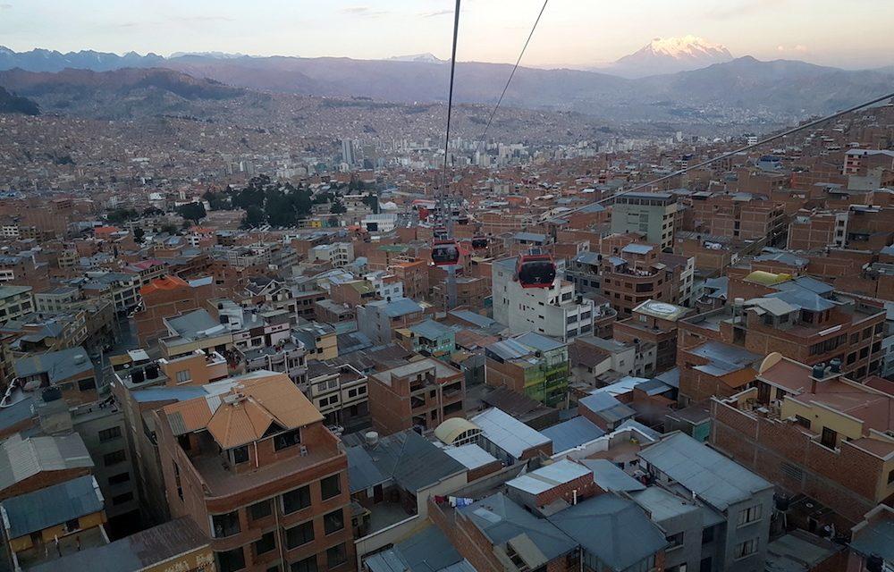 La Paz és környéke (képes blog)