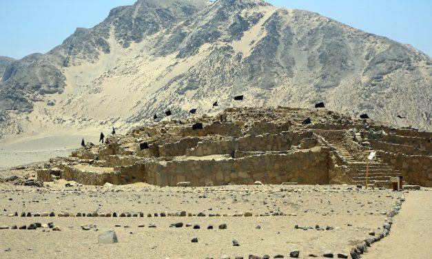 A sivatagos tengerpart romvárosai – Caral (képes blog)
