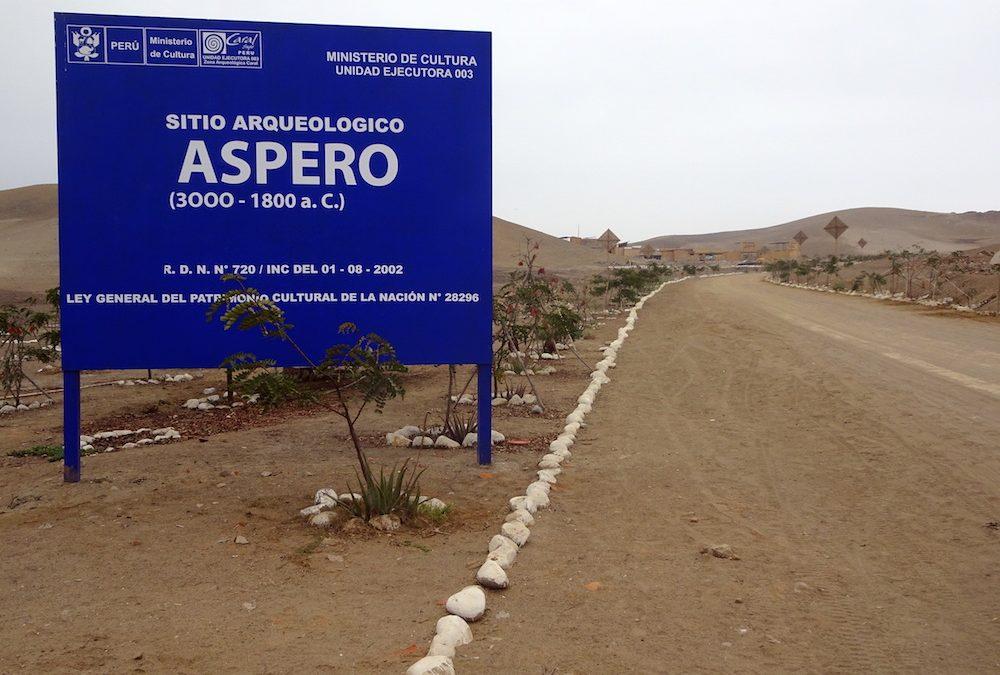 Die ältesten stadtähnlichen Wüstensiedlungen der Welt – Àspero (Bildbericht)