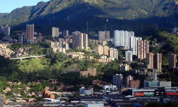 Medellín, die sich dynamisch entwickelnde Metropole (Bildbericht)