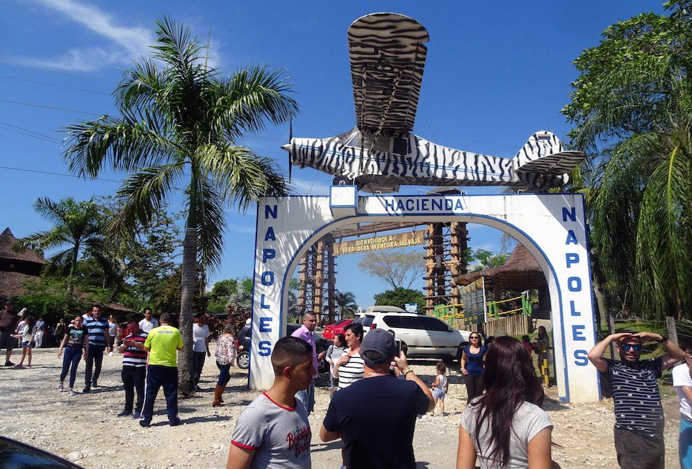 Hacienda Nápoles, Pablo Escobar's ehemaliges Luxusanwesen (Bildbericht)