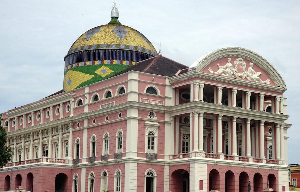 Teherhajóval Amazóniában: Manaus és környéke