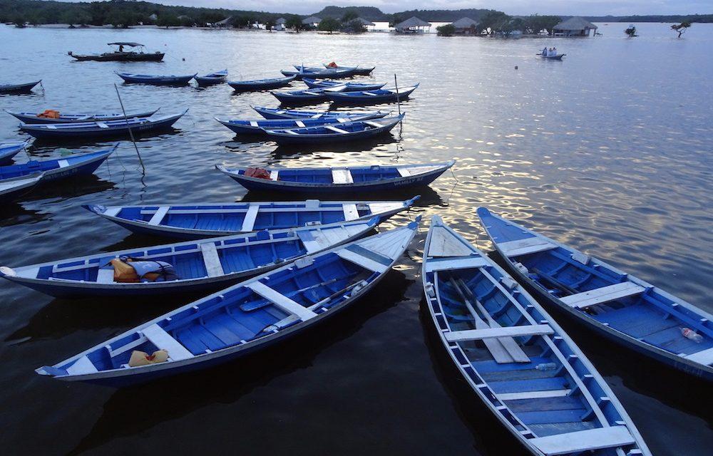 Teherhajóval Amazóniában: Alter do Chão és környéke