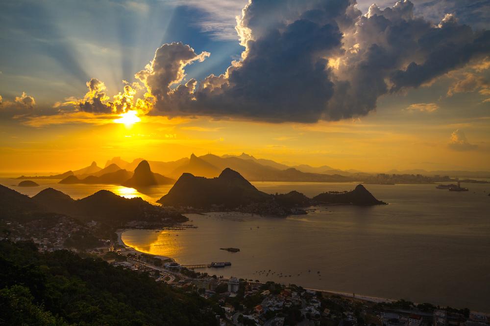 Niterói, die attraktive Nachbarin von Rio de Janeiro (Bildbericht)