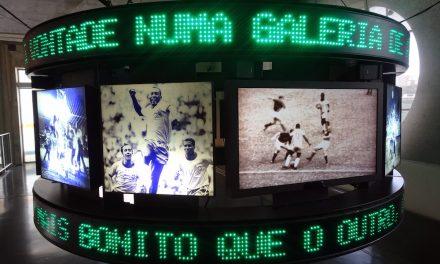 Das brasilianische Fußball-Museum in São Paulo (Bildbericht)