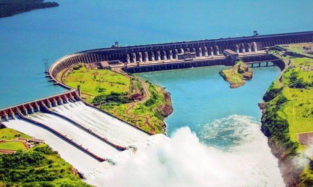 Ciudad del Este und das Wasserkraftwerk Itaipú (Bildbericht)
