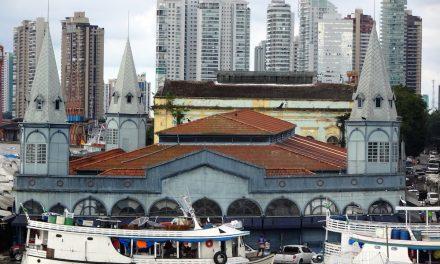 Teherhajóval Amazóniában: Belém (képes blog)
