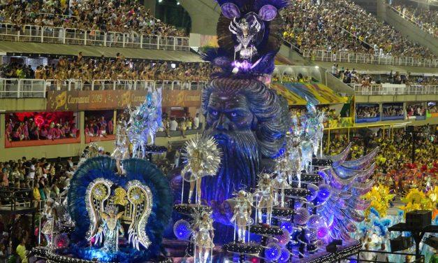 A Riói karnevál (képes blog)