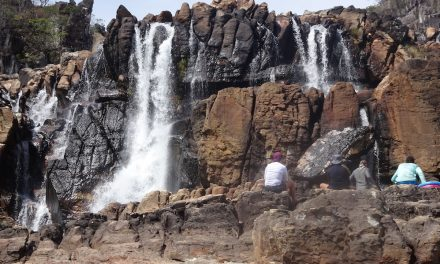 Chapada dos Veadeiros: A kanyonok és a Carioca-vízesés