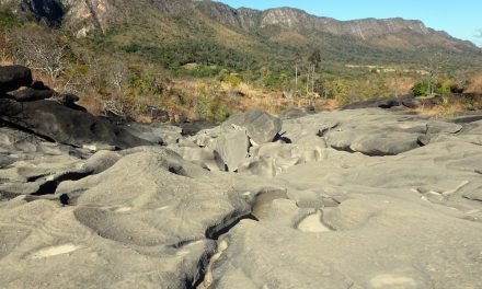Chapada dos Veadeiros: Das Vale da Lua und die Lageado-Wasserfälle