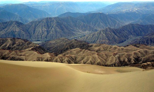 Cerro Blanco, a világ legnagyobb homokdűnéje