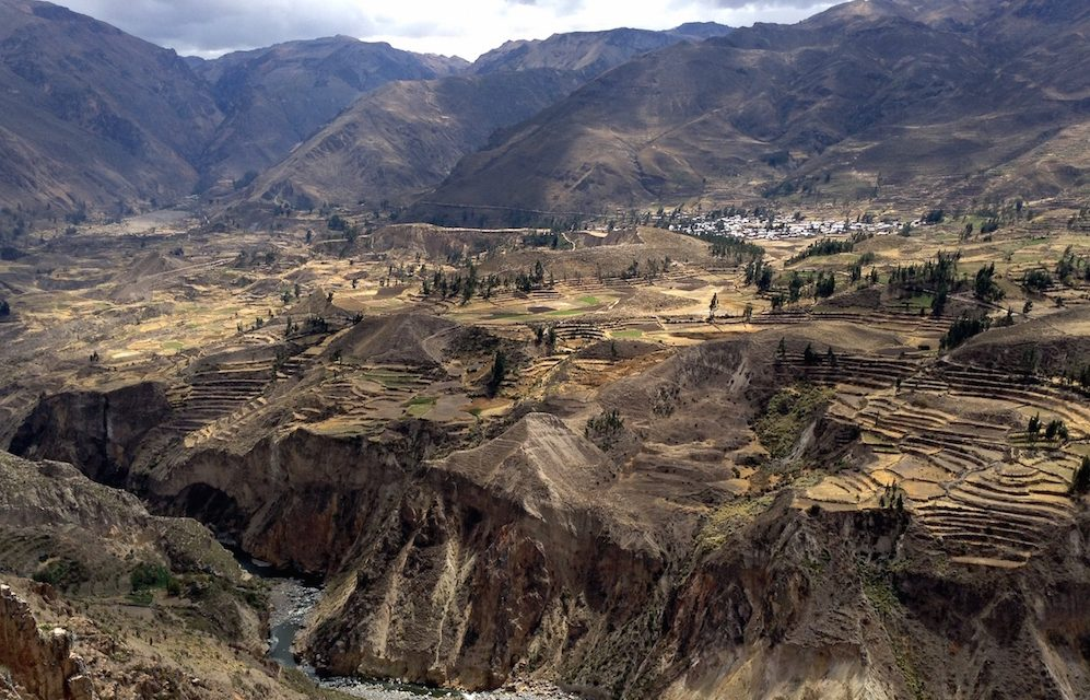 Arequipa és a Colca-kanyon