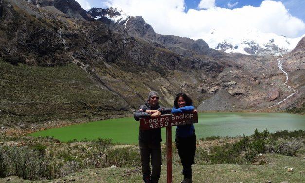 Magaslati túrák a Kordillerákon: a Laguna Shallap (képes blog)