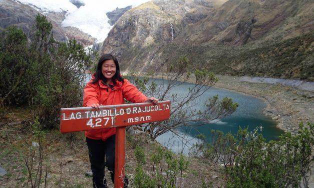 Magaslati túrák a Kordillerákon: a Laguna Rajucolta (képes blog)